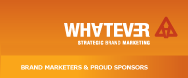 Whatever Marketing - proud supporter